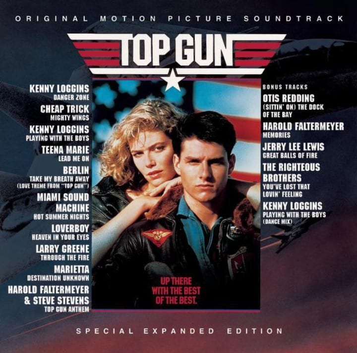 Top Gun - Original Soundtrack (Special Expanded Edition + More) (1986) CD 6