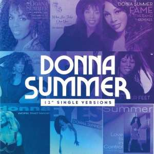 "Donna Summer - 12"" Single Versions (2020) 2 CD SET 41"