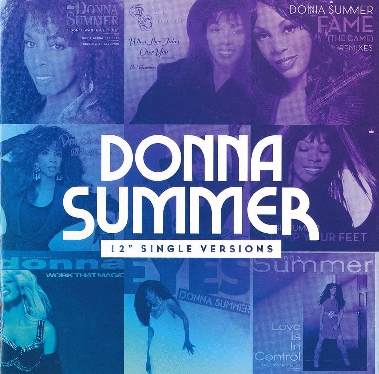 "Donna Summer - 12"" Single Versions (2020) 2 CD SET 11"