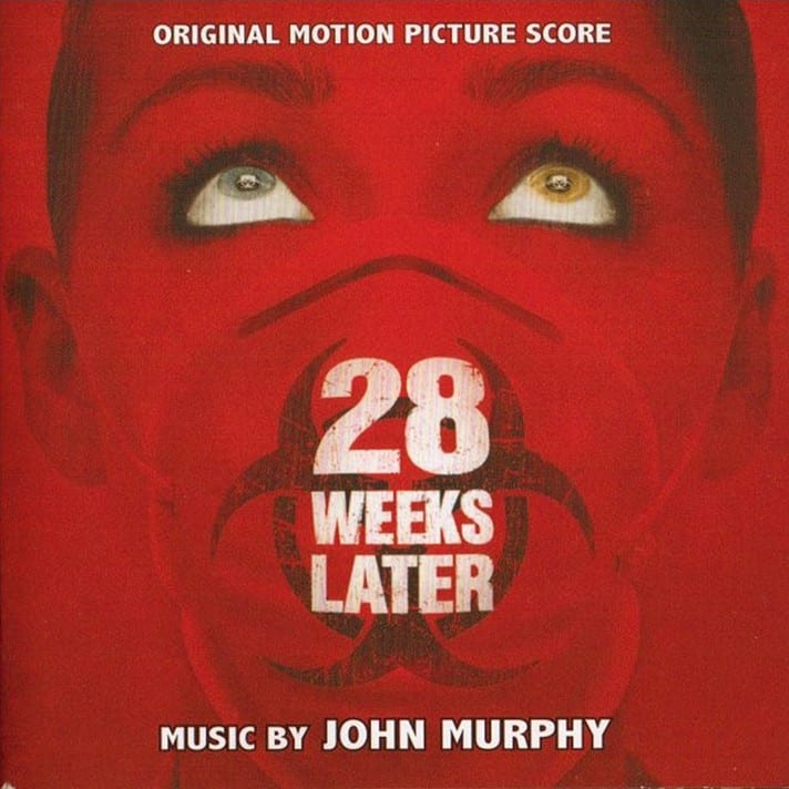 28 Weeks Later - Original Soundtrack (2007) CD 8