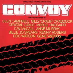 Convoy - Original Soundtrack (EXPANDED EDITION) (1978) CD 15