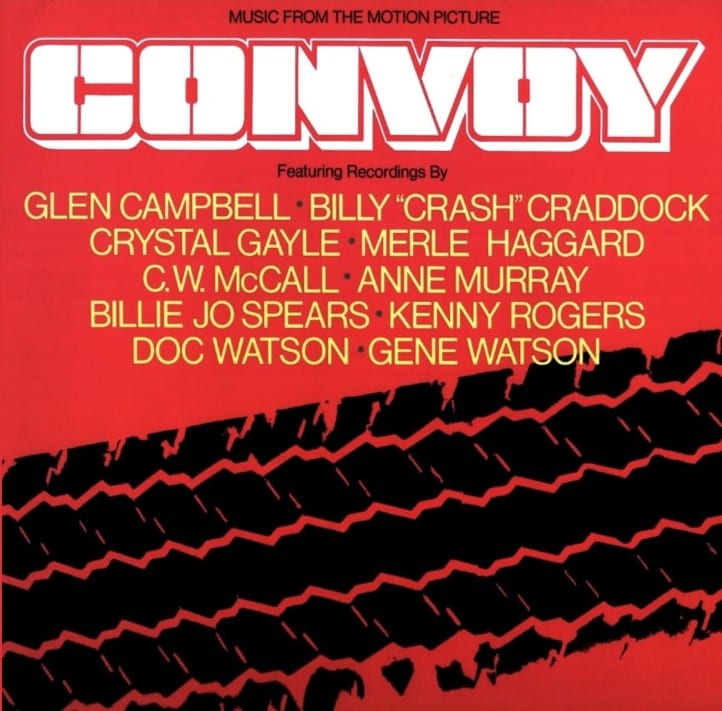 Convoy - Original Soundtrack (EXPANDED EDITION) (1978) CD 9