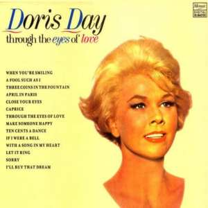 Doris Day - Through The Eyes Of Love (1986) CD 54