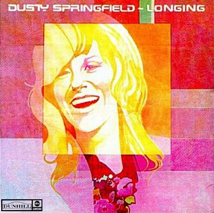 Dusty Springfield - Longing (Unreleased Album) (EXPANDED EDITION) (1974) CD 9