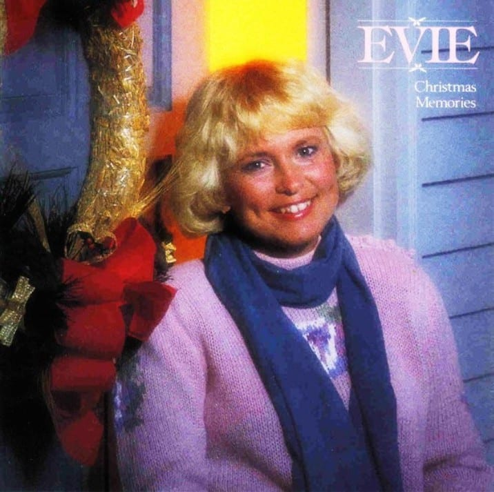 Evie Tornquist - Christmas Memories (1987) CD 9