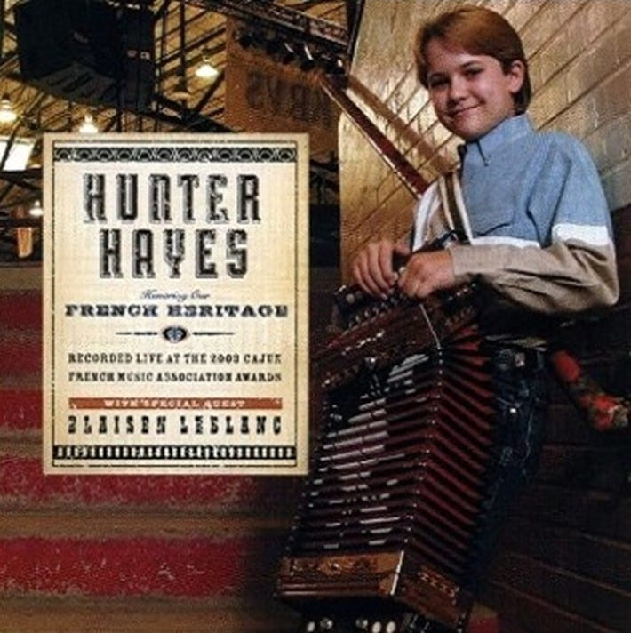 Hunter Hayes - Honoring Our French Heritage (2006) CD 5