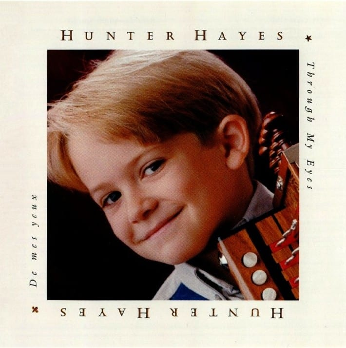 Hunter Hayes - Through My Eyes (2000) CD 10