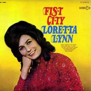 Loretta Lynn - Fist City (+ BONUS B-SIDE TRACK) (1968) CD 2