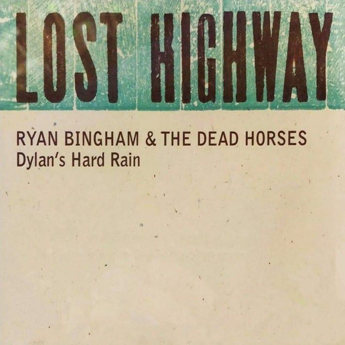 Ryan Bingham & The Dead Horses - Dylan's Hard Rain (CD PROMO SINGLE) (2009) CD 8