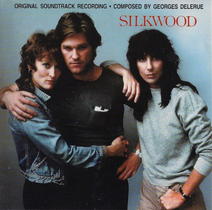Silkwood - Original Soundtrack (1983) CD 8