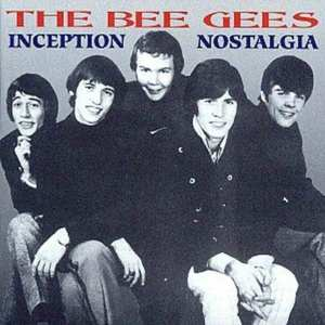 The Bee Gees - Inception / Nostalgia (1970) CD 15