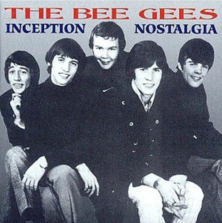 The Bee Gees - Inception / Nostalgia (1970) CD 10