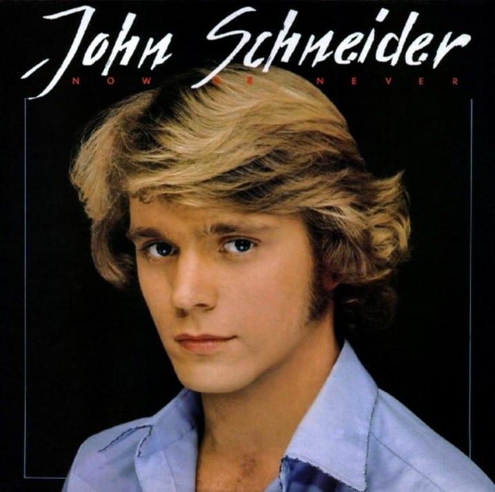 John Schneider - White Christmas (+ BONUS TRACK) (1981) CD 8