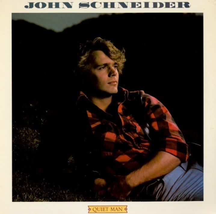 John Schneider - If You Believe (1983) CD 8