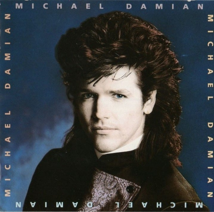 Michael Damian - Love Is A Mystery (1984) CD 9