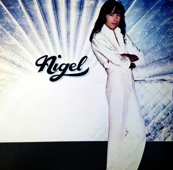 Nigel Olsson - Nigel Olsson (1978) CD 10