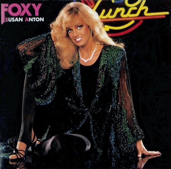 Susan Anton - Foxy / Killin' Time (EXPANDED EDITION) (1981) CD 5