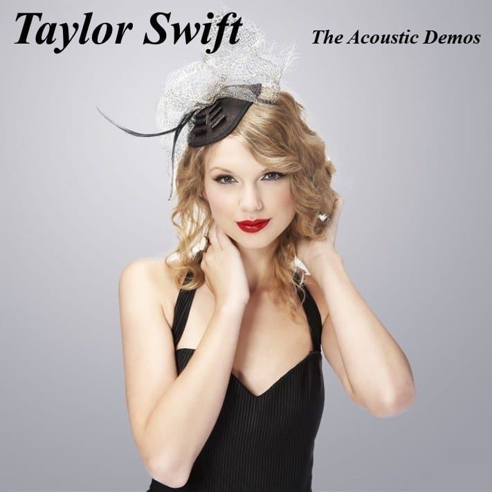 Taylor Swift - The Acoustic Demos (2020) CD 9