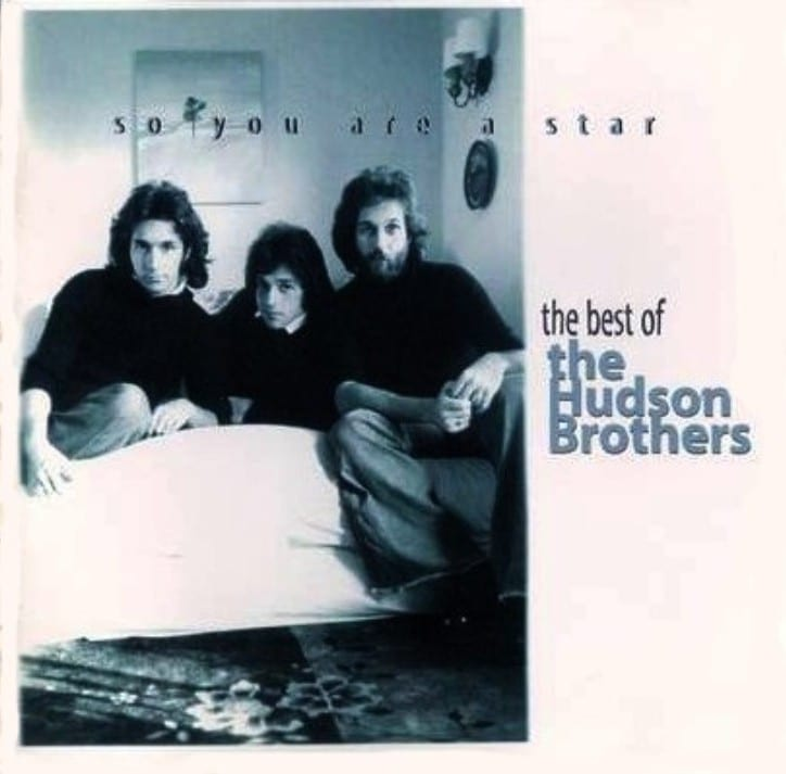 The Hudson Brothers - So You Are a Star: The Best Of The Hudson Brothers (1995) CD 9