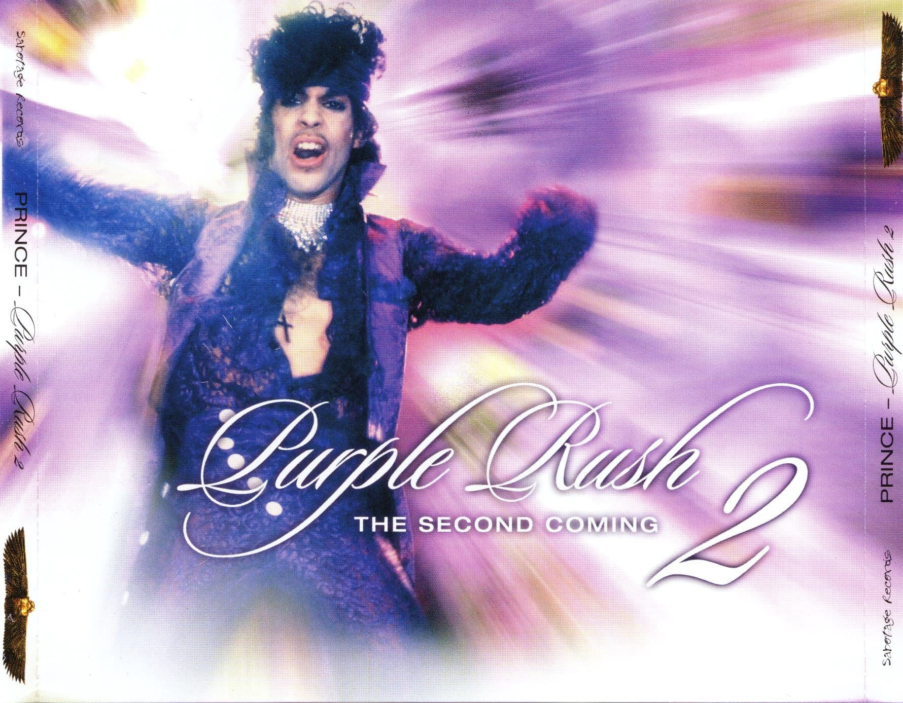 Prince - Purple Rush 2: The Second Coming (Rehearsals 1982-1984) 4 CD SET 9