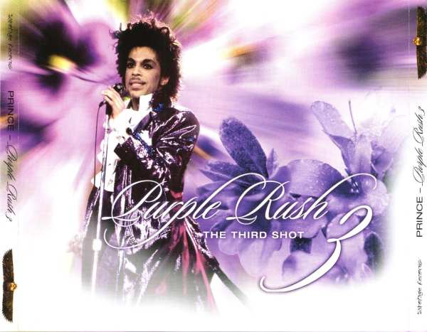 Prince - Purple Rush 3: The Third Shot (Rehearsals 1984) 4 CD SET 1