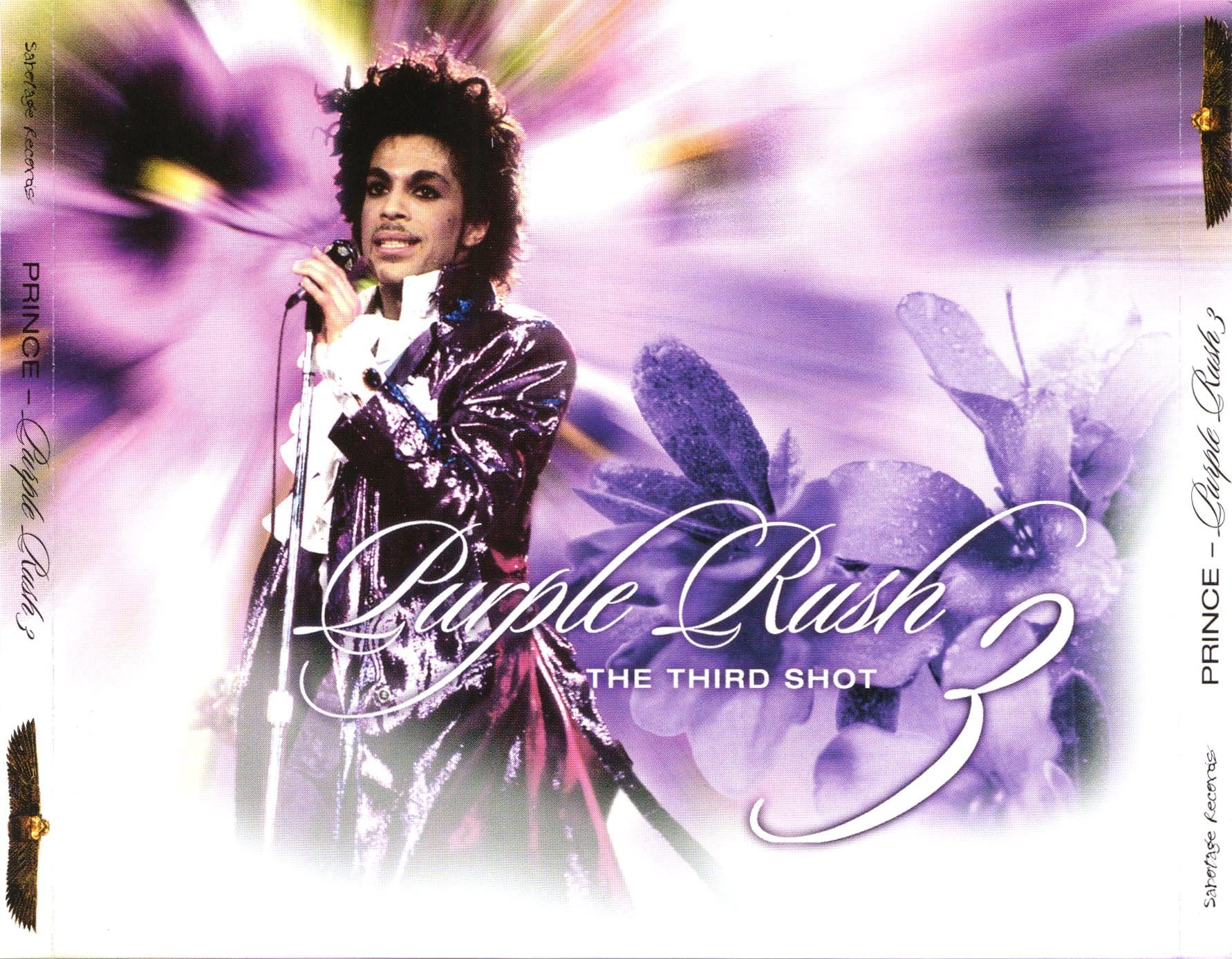 Prince - Purple Rush 3: The Third Shot (Rehearsals 1984) 4 CD SET 8