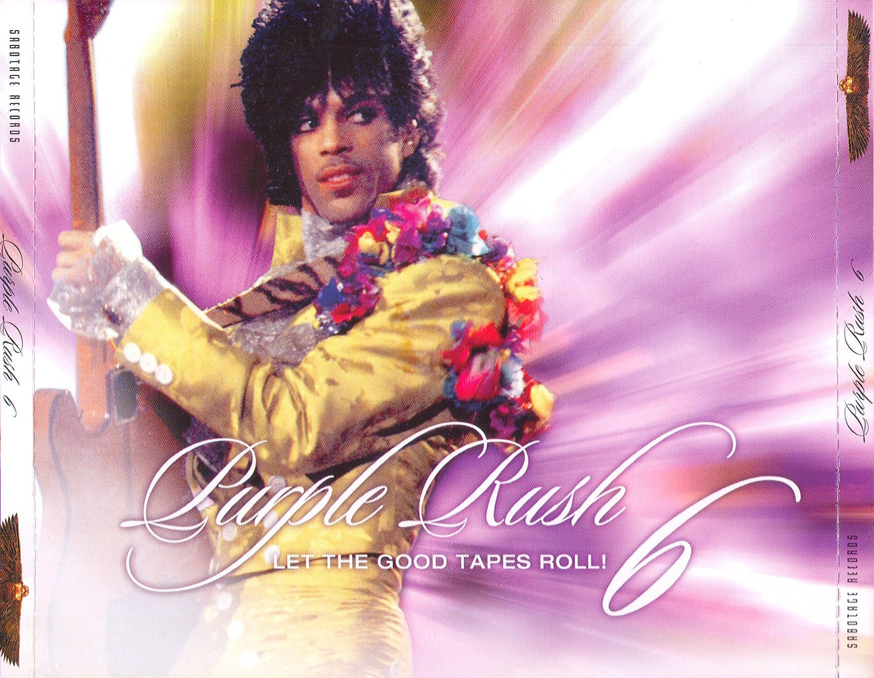 Prince And The Revolution - Purple Rush: Rehearsals & Live Shows 1983-85 (2002) 6 CD SET 10