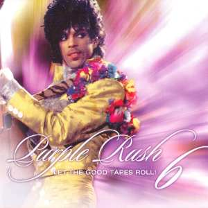 Prince - Purple Rush 6: Let The Good Tapes Roll! (Rehearsals & Concerts 1983-85) 6 CD SET 50