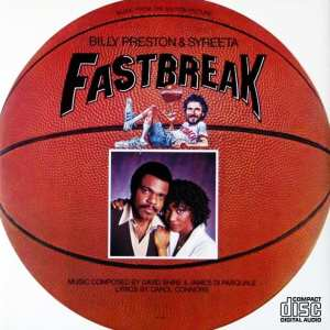 Billy Preston & Syreeta ‎- Music From The Motion Picture Fast Break (1979) CD 58