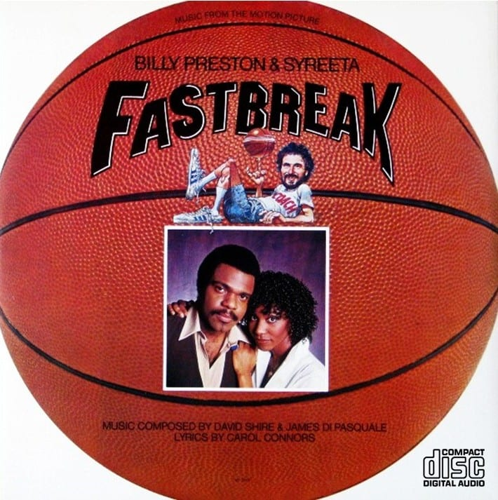 Billy Preston & Syreeta - Music From The Motion Picture Fast Break (1979) CD 5