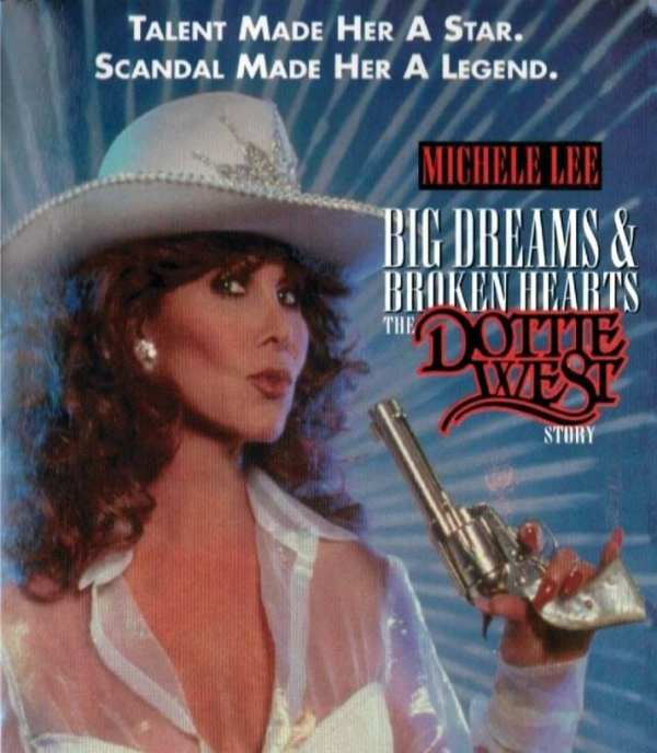 Dottie West (Michele Lee) - Big Dreams & Broken Hearts The Dottie West Story (1995) (Television Movie & Original Soundtrack) + The Life & Times Of Dottie West (1996) (Television Special) (1995) DVD + CD 1