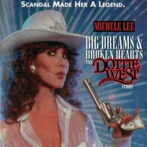 Dottie West (Michele Lee) - Big Dreams & Broken Hearts The Dottie West Story (1995) (Television Movie & Original Soundtrack) + The Life & Times Of Dottie West (1996) (Television Special) (1995) DVD + CD 5