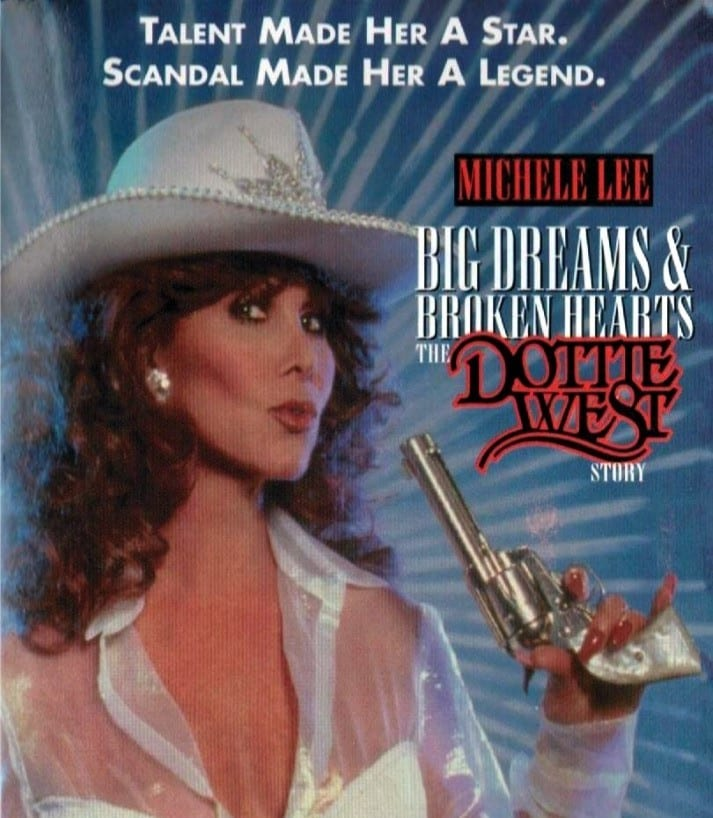Dottie West (Michele Lee) - Big Dreams & Broken Hearts The Dottie West Story (1995) (Television Movie & Original Soundtrack) + The Life & Times Of Dottie West (1996) (Television Special) (1995) DVD + CD 8
