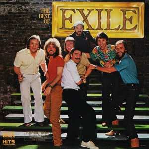 Exile - The Best Of Exile (1985) CD 59