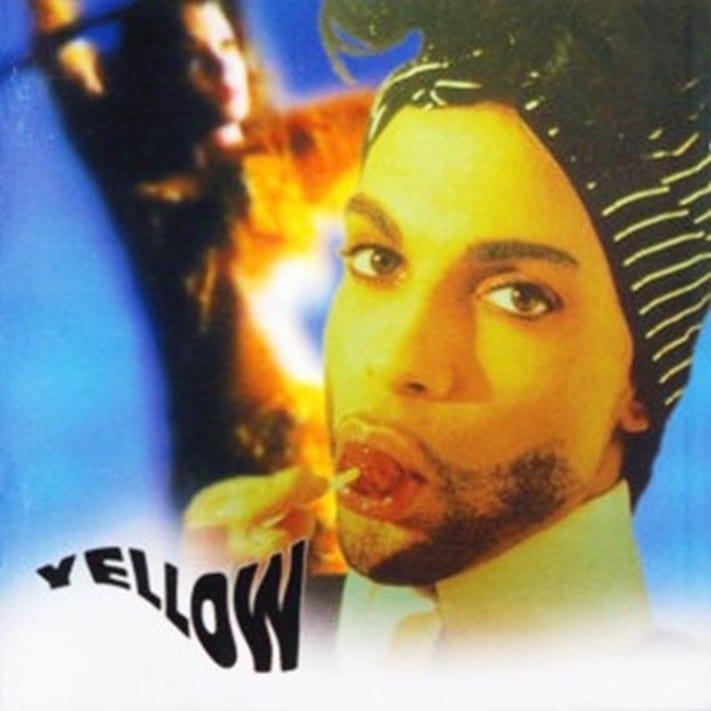 Prince - Yellow (1993) CD 9