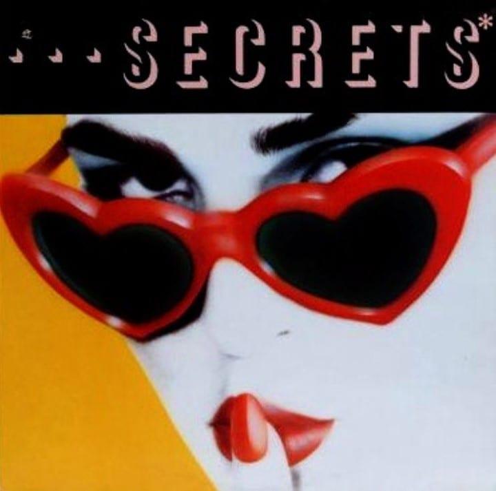 Secrets* - ...Secrets* (+ BONUS TRACK) (1982) CD 8
