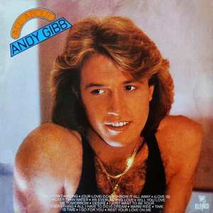 Andy Gibb ‎- All About Andy Gibb (1983) CD 25