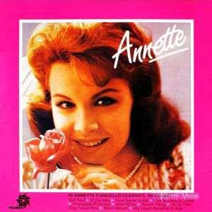 Annette Funicello - 25 Annette Funicello Classics (1983) CD 12