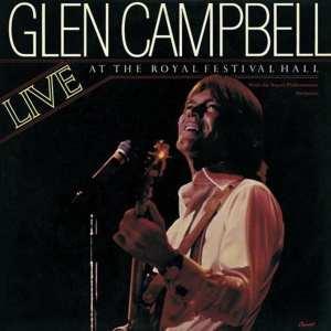 Glen Campbell - Live At The Royal Festival Hall (UK) (1976) CD 48