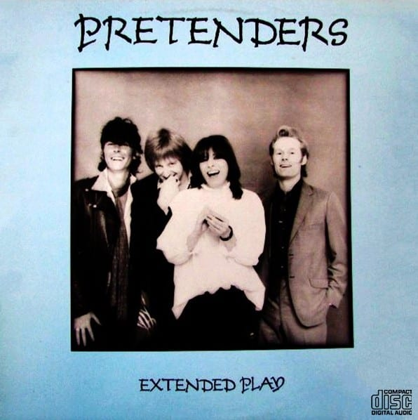 Pretenders - Extended Play (1981) CD 1