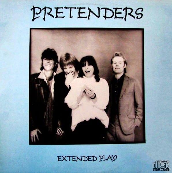 Pretenders - Extended Play (1981) CD 8