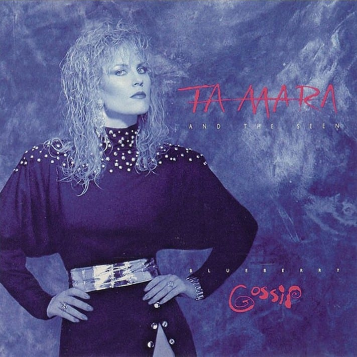 Ta Mara and The Seen - Blueberry Gossip (EXPANDED EDITION) (1988) CD 9