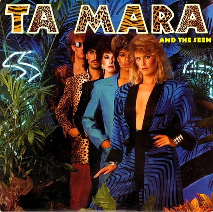 Ta Mara and The Seen - Ta Mara and The Seen (EXPANDED EDITION) (1985) CD 8
