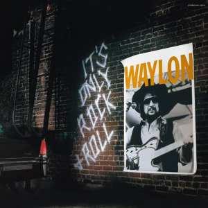 Waylon Jennings - It's Only Rock & Roll (+ BONUS TRACK) (1983) CD 1