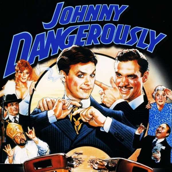 Johnny Dangerously - Original Score (EXPANDED EDITION) (1984) CD 1
