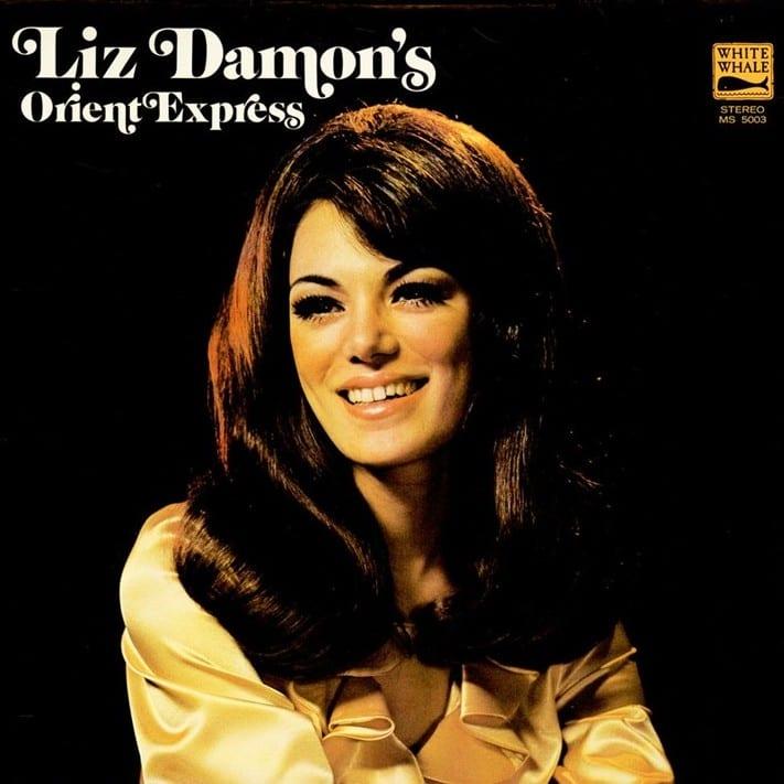 Liz Damon With The Orient Express (Liz Damon's Orient Express) - Me Japanese Boy (I Love You) (1973) CD 8