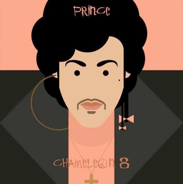 Prince - Chameleon Vol. 8 (Demos, Outtakes & Studio Sessions) (CD) 1