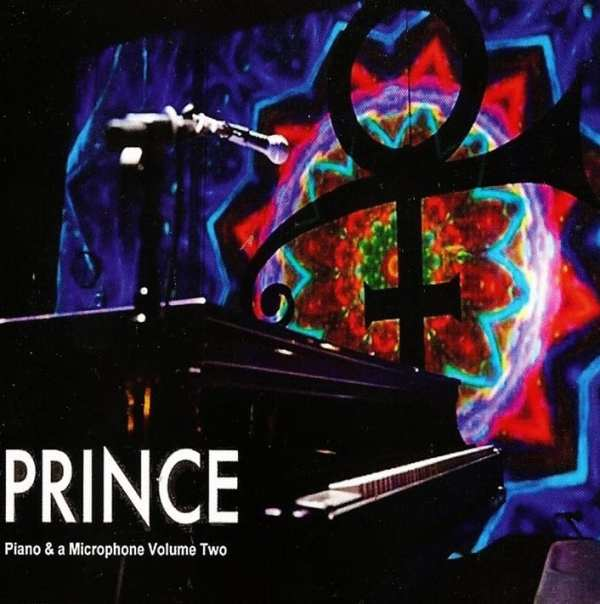 Prince - Piano & A Microphone Volume Two (Paisley Park January 21, 2016) (2016) 2 CD SET 1