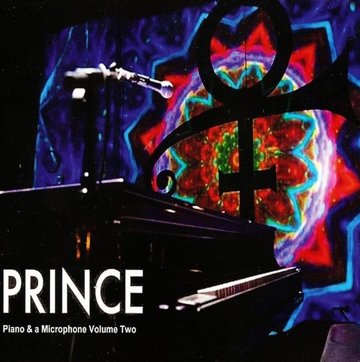 Prince - Piano & A Microphone Volume Two (Paisley Park January 21, 2016) (2016) 2 CD SET 9