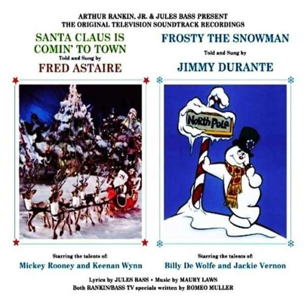 Santa Claus Is Comin' To Town / Frosty The Snowman